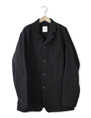 Open image in slideshow, COTTON 4 BUTTON JACKET