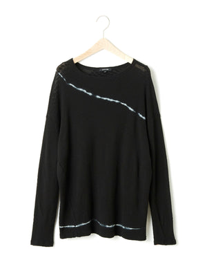 Open image in slideshow, LINE COTTON PULLOVER