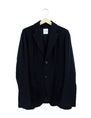 Open image in slideshow, BOXY TAILORED BLAZER