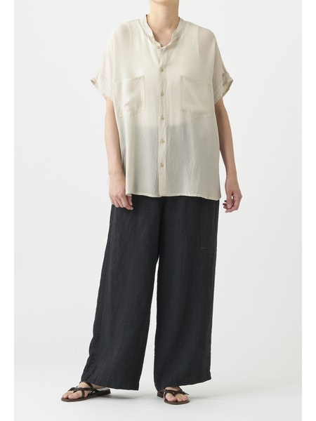 SAND WASH CUPRO BLOUSE
