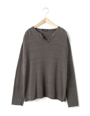 Open image in slideshow, LOOSE STITCH PULLOVER