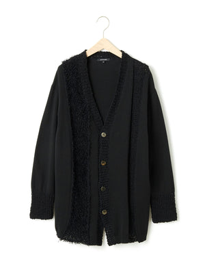 Open image in slideshow, PATCH CARDIGAN