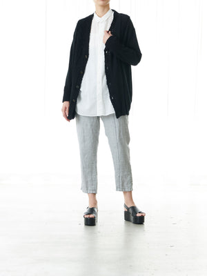 PATCH CARDIGAN