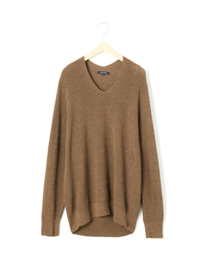 Open image in slideshow, ORGANIC COTTON PULLOVER