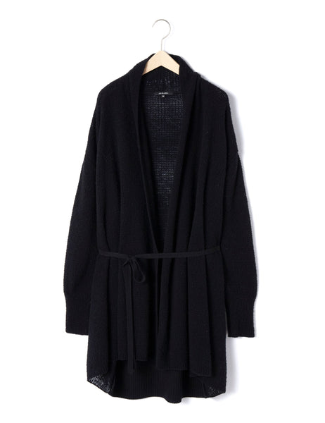 CROPPED ROBE CARDIGAN