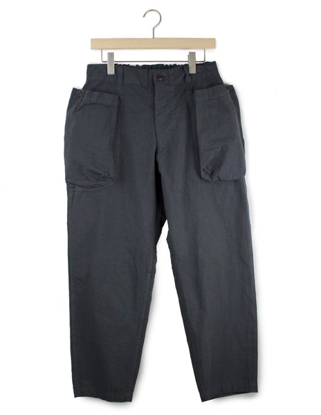 BUTTON POCKET PANT