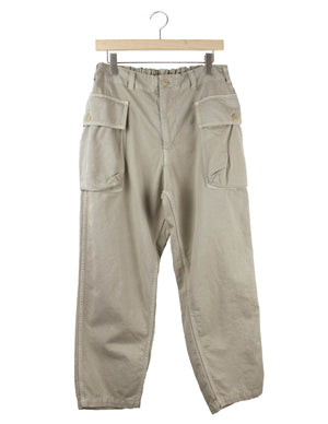 Open image in slideshow, MILITARY COTTON PANT