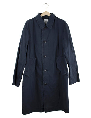 Open image in slideshow, LIGHTWEIGHT COTTON COAT