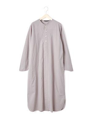 Open image in slideshow, COTTON SHIRT DRESS