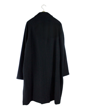 CONVERTIBLE COLLAR COAT