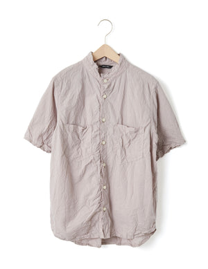 Open image in slideshow, CRINKLED COTTON SHIRT