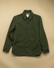 LINEN COTTON POCKET JACKET