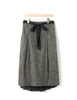 COTTON POCKET SKIRT