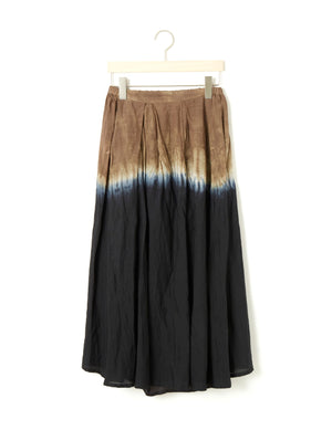 Open image in slideshow, ARIMATSU SHIBORI SKIRT