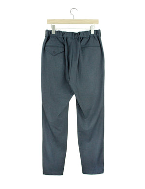 POLYESTER SLIM FIT PANT