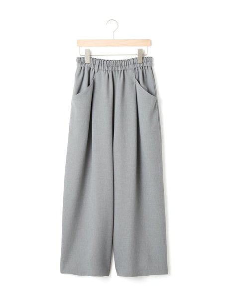PLEATED POCKET PANT