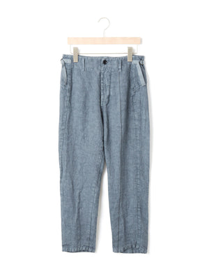 Open image in slideshow, LINEN STITCH PANT
