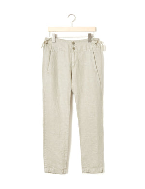 Open image in slideshow, CLASSIC LINEN PANT