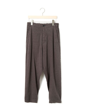 Open image in slideshow, FRENCH LINEN DRESS PANT