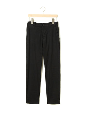 Open image in slideshow, SLIM FRENCH LINEN PANT