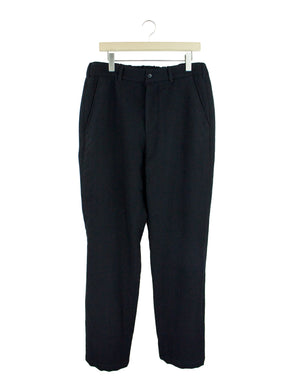 Open image in slideshow, WOOL PEGTOP PANT