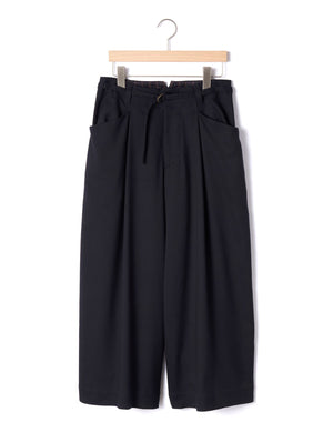 Open image in slideshow, WIDE LEG TENCEL DRESS PANT