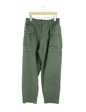 Open image in slideshow, MILITARY TROUSERS