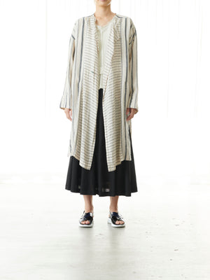 LIGHTWEIGHT LINEN COAT