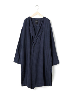Open image in slideshow, EASY LINEN COAT