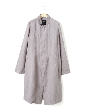 Open image in slideshow, LONG LINEN COAT