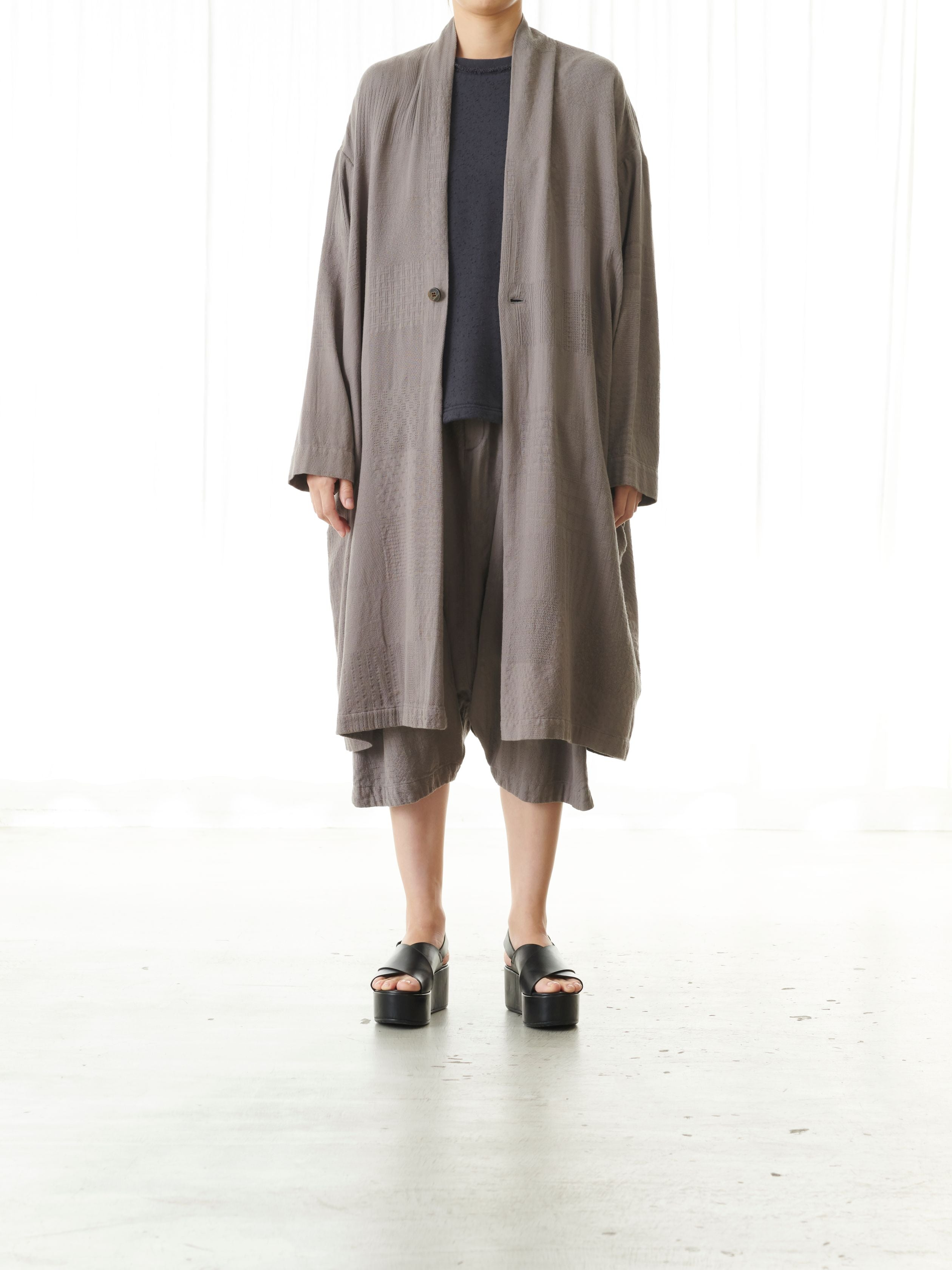 HAORI PATCHWORK COAT