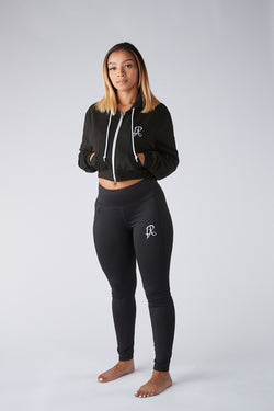 PA Signature Leggings - Black - Prospect Apparel