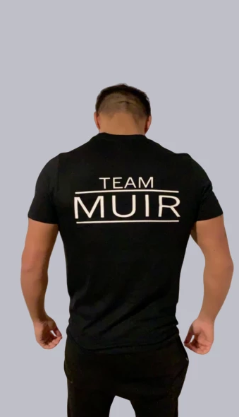 Team Muir | The Prospect Apparel Back
