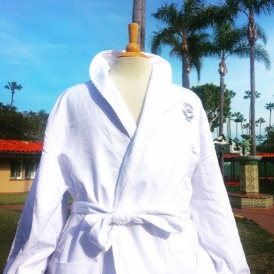 LJBTC Logo Bathrobe