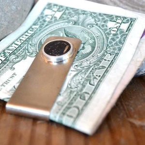 NYC Street Dirt Money Clip