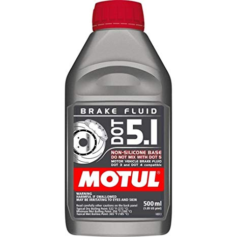 Liquido freni DOT 5.1 BRAKE FLUID - Motul