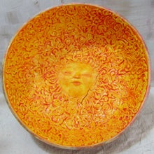 Load image into Gallery viewer, Sun Face in Moon Bowl