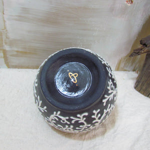 Filigree Jar