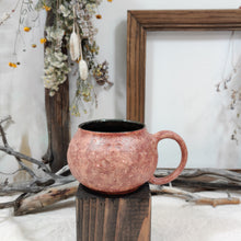 Load image into Gallery viewer, Red-Brown Moon Mug