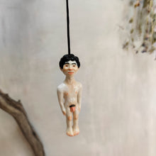 Load image into Gallery viewer, Nude Person Pendant