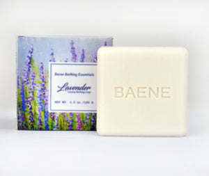 Exquisite Luxury Lavender Soap Combo