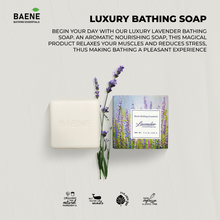 Load image into Gallery viewer, Luxury Lavender Bathing Soap