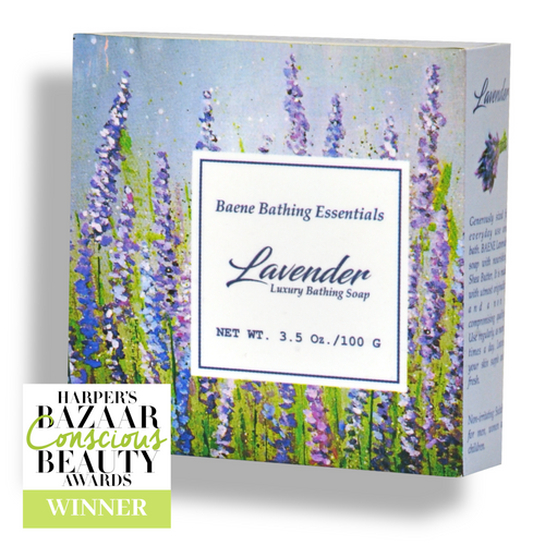 Luxury Bathing Soap (Lavender)