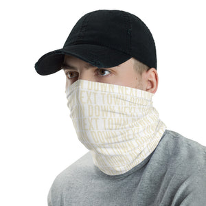 Next Town Down Face Mask