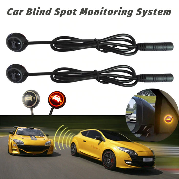 Blind Spot Monitoring Radar System