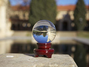 Spherical Photography Crystal Lens Ball