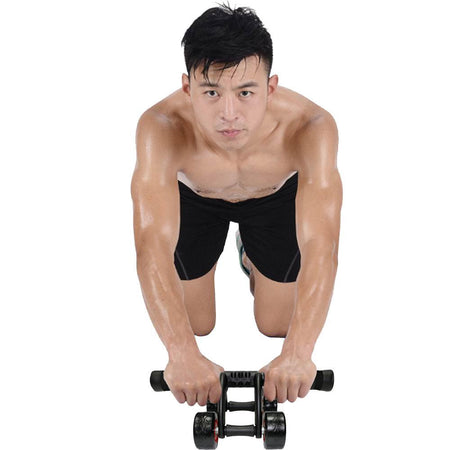 Ultimate Abs Roller Exercise Machine