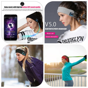 ActiveBeat™ Wireless Bluetooth Headband