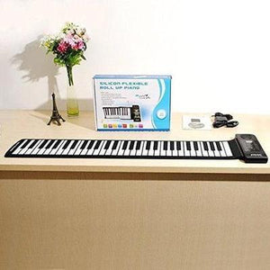 Portable Electronic Piano/Keyboard With Speaker