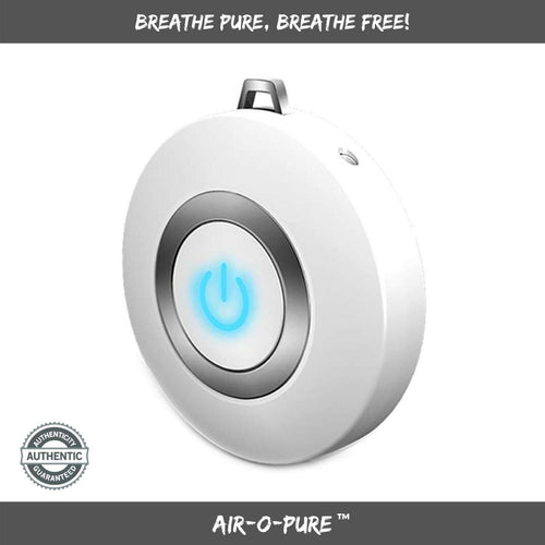 Air-O-Pure™ Wearable Ionic Air Purifier